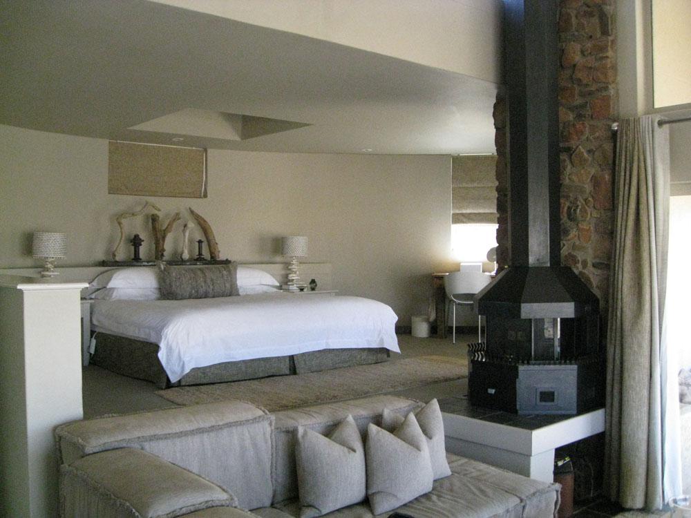 Sossusvlei Desert Lodge Bedroom