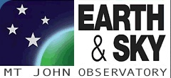Earth & Sky logo