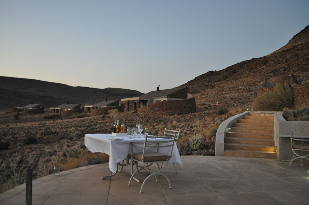 Sossusvlei Deset Lodge Villas