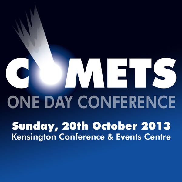Astronomy Now Comet conference