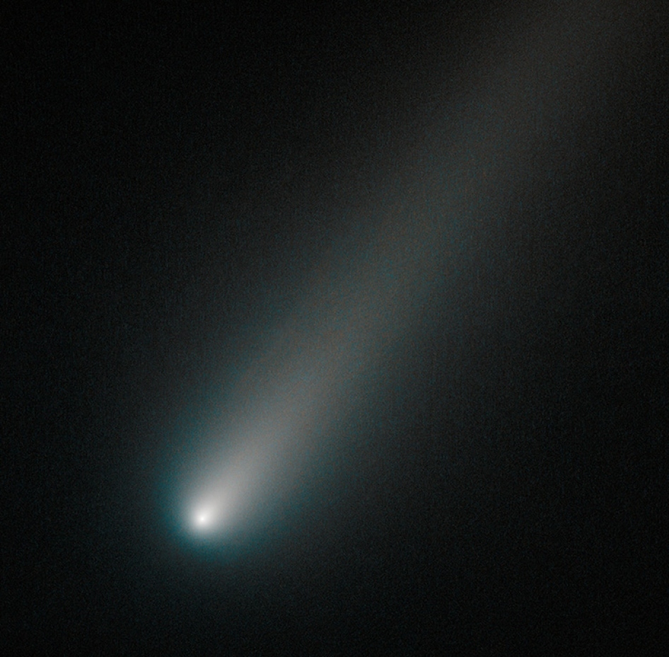 Comet ISON NASA HST Picture