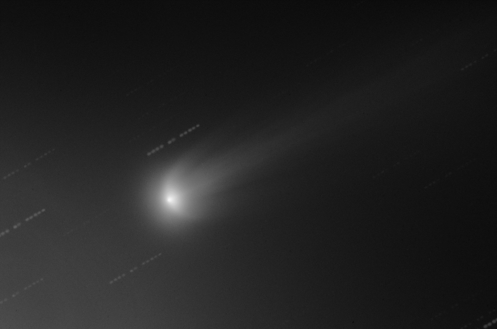 Comet ISON Coma Wings