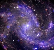 Cygnus NASA/CXC/MSSL/R.Soria et al, Optical: AURA/Gemini OBs