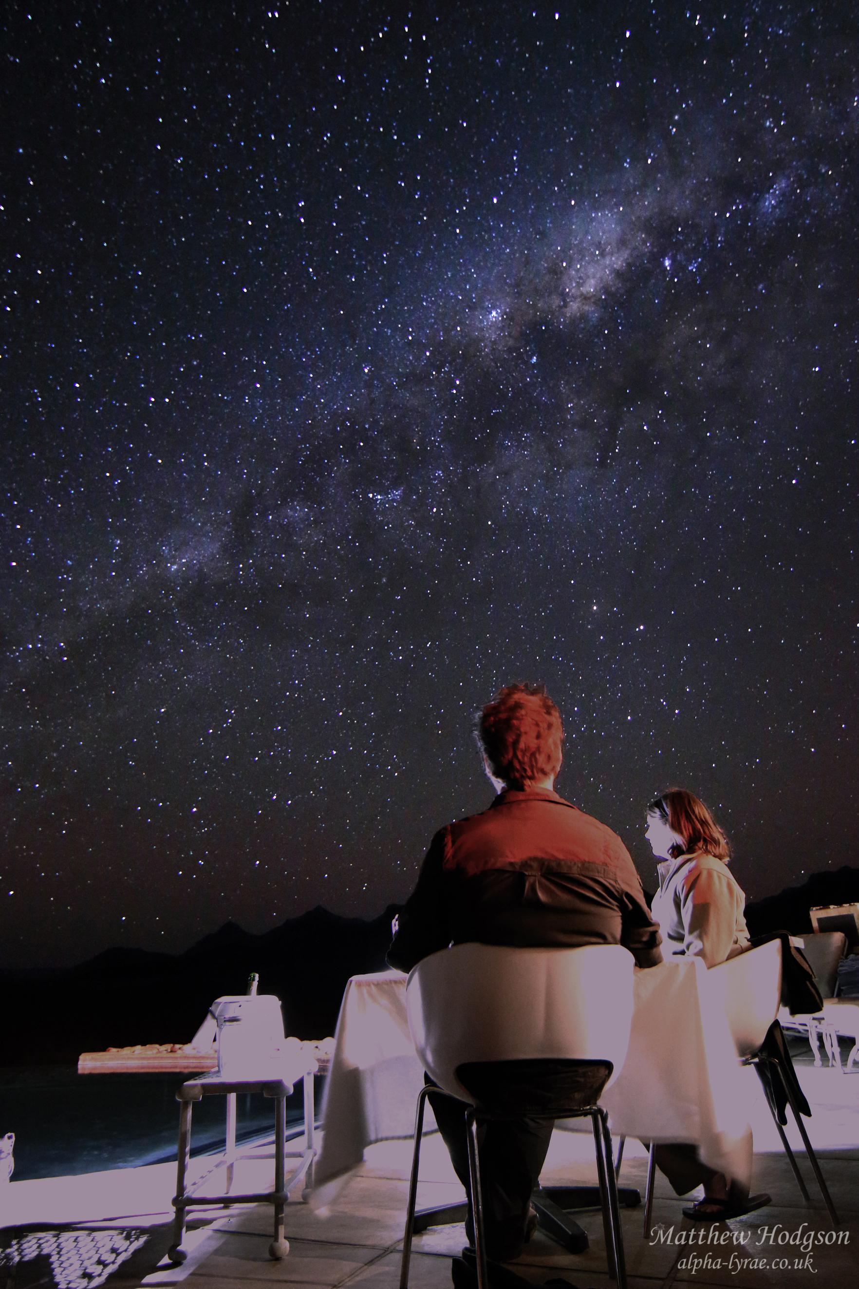 Dining Under the Stars 2
