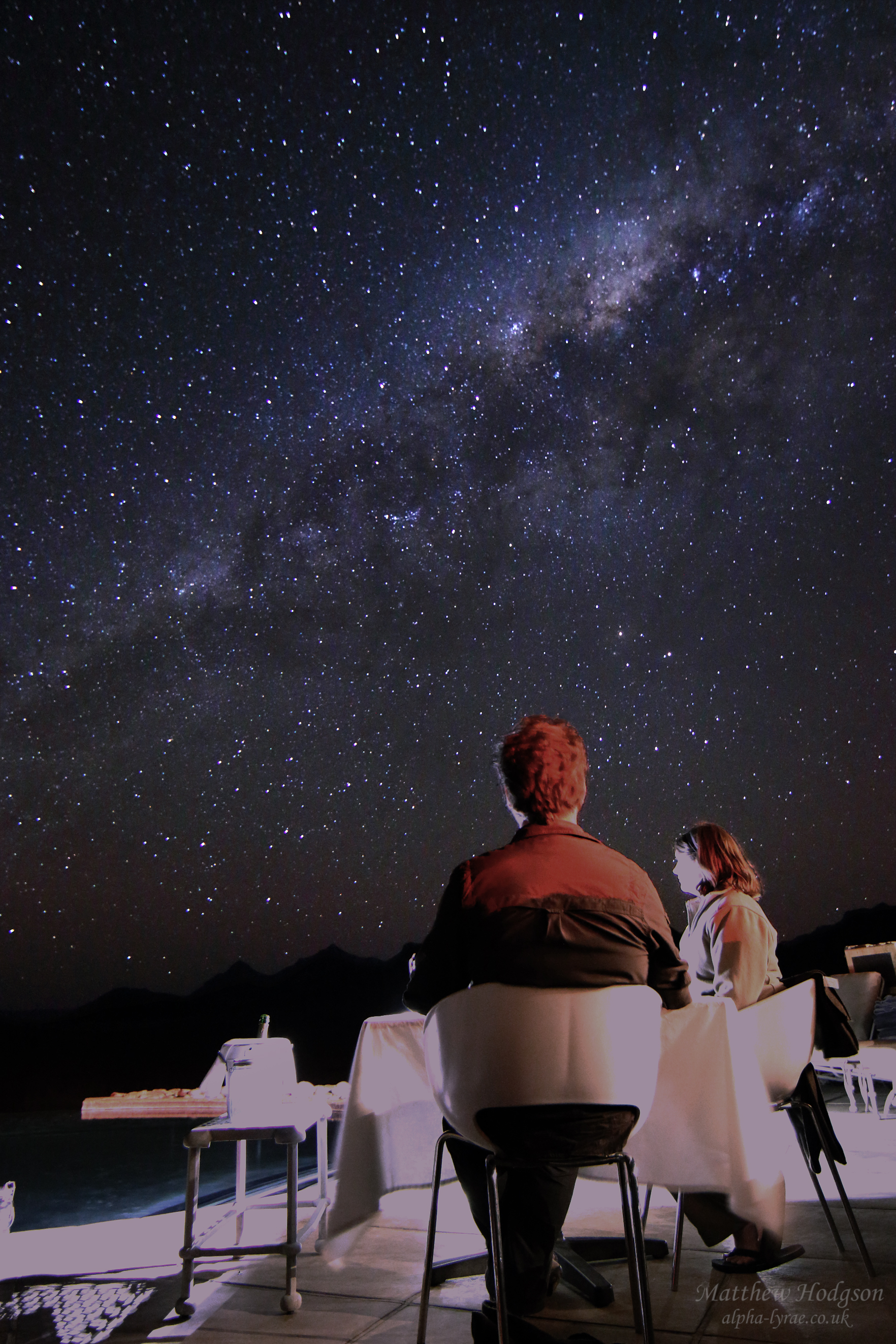 Dinning Under the Stars 3