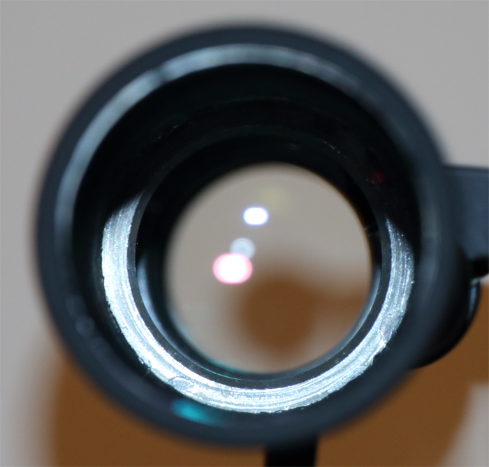 Lens-Body-Connection