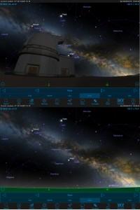Horizon-Comparison