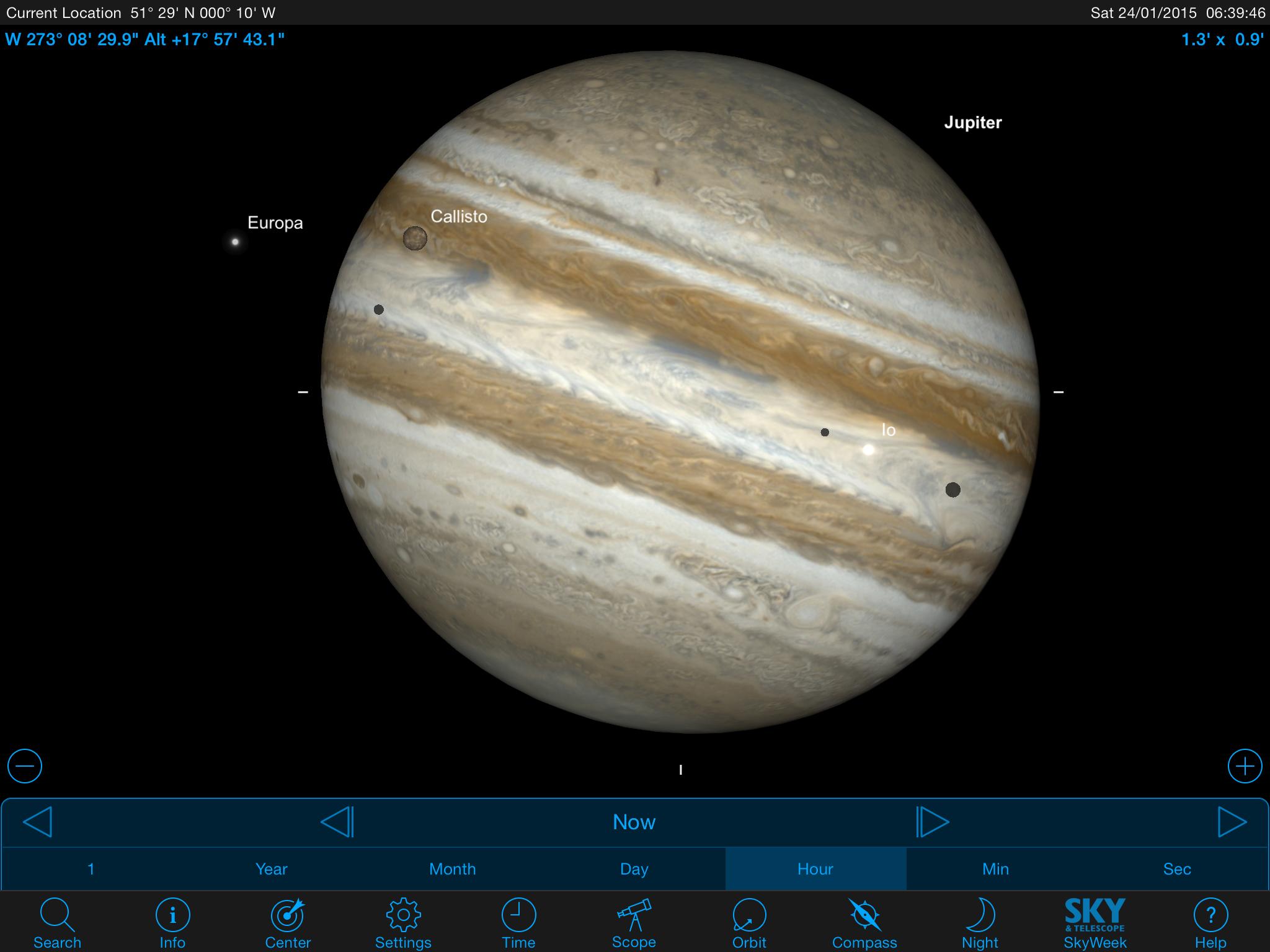 Jupiter-Triple-Transit