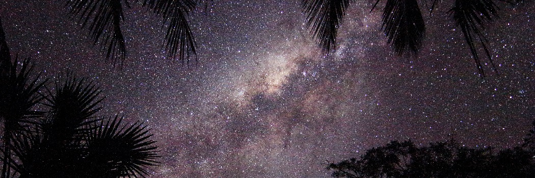 Stargazing in Mozambique