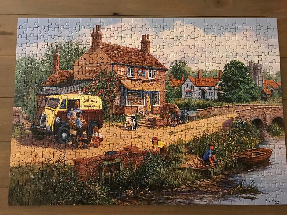Puzzle-Triumph